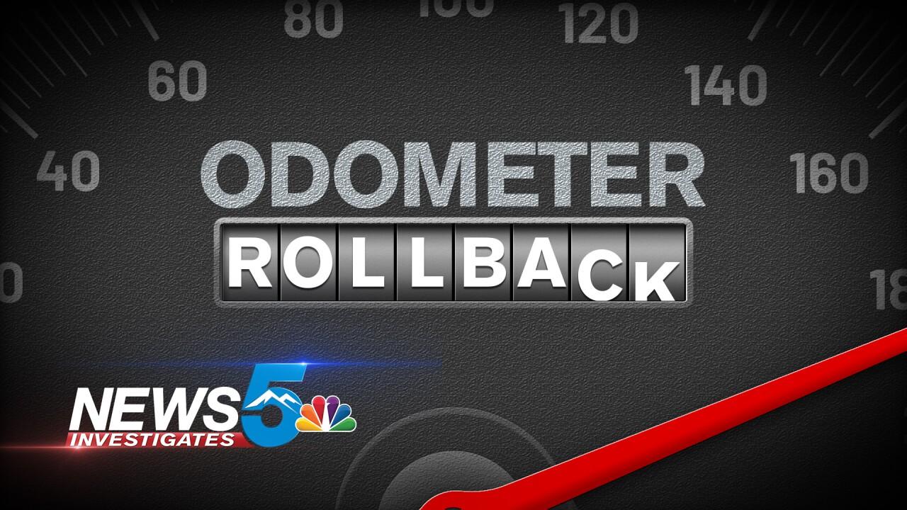 Odometer Rollback