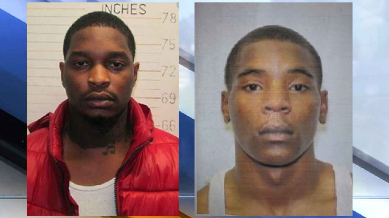 Suspects in father-daughter homicide in East Cleveland appear in court