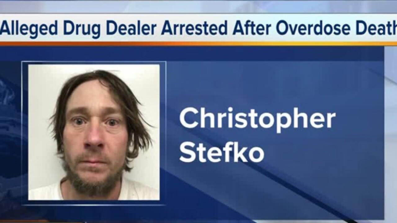 Drug Dealer Charged After Deadly Heroin Overdose