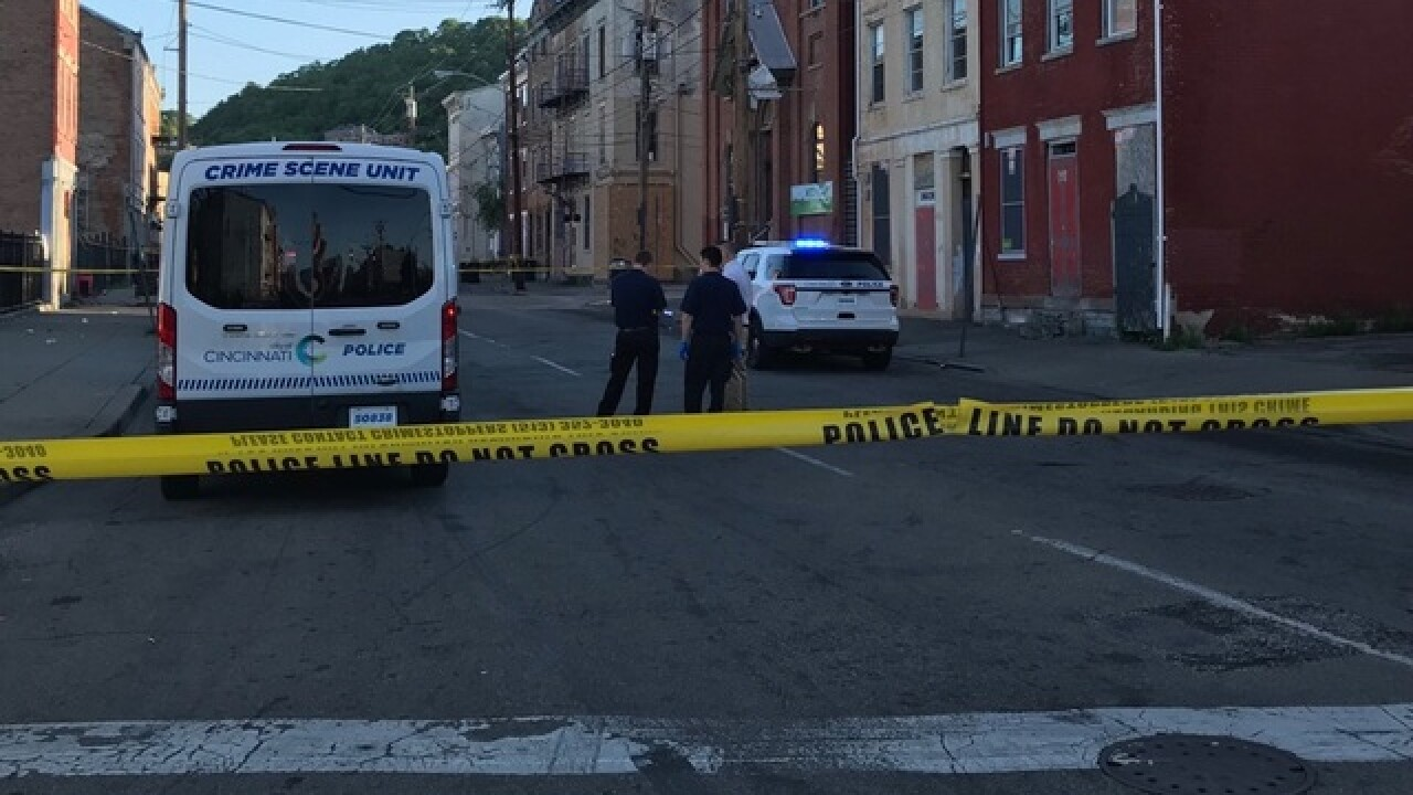 2nd shooting reported near same OTR intersection
