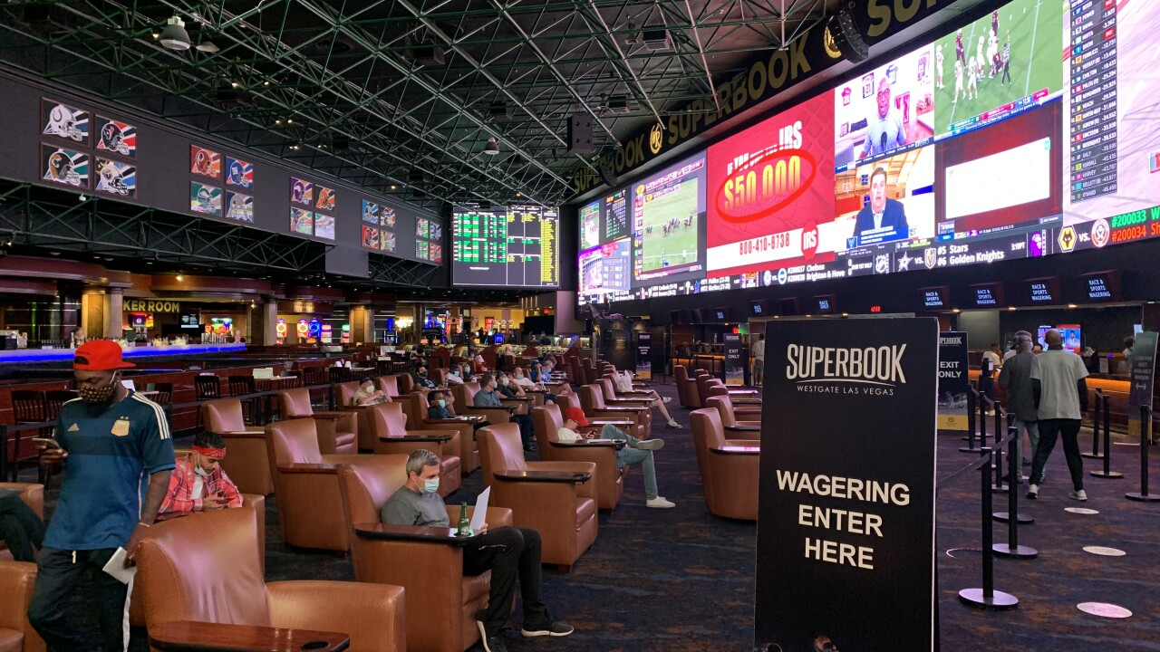 Sports betting vegas taxes gainesville western regional off track betting