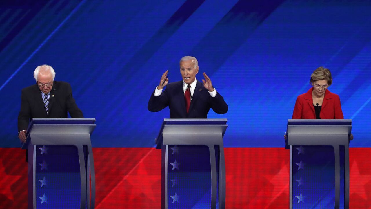 Debate viewer's guide: 12 Democratic hopefuls on one stage