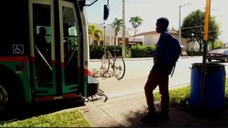 Bus stop (file photo)
