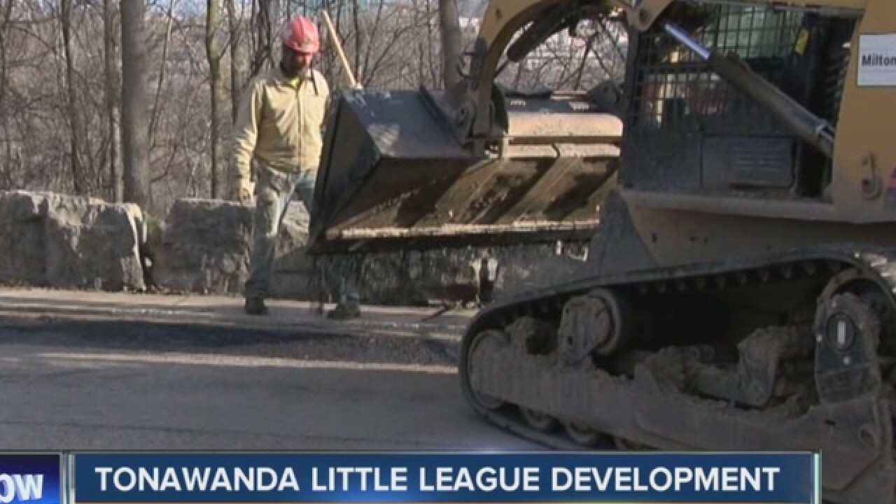Meeting to discuss future of Little League Drive