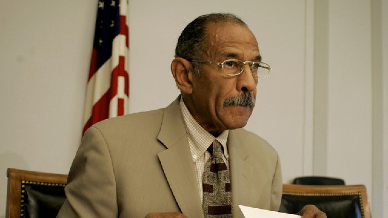 Conyers supporters to hold rally at church