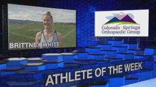 KOAA Athlete of the Week: Brittney White, Pine Creek Lacrosse