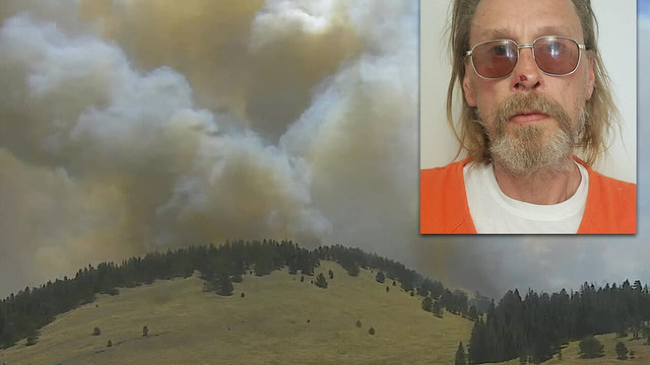 Man accused of starting Spring Fire to face trial on 141 arson counts