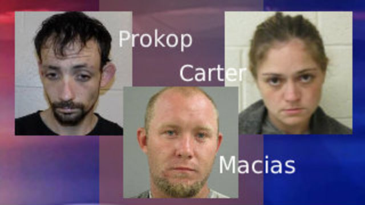 Three arrested in Malheur County homicide