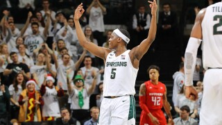 Cassius Winston scores 23 points, No. 11 Michigan State tops Rutgers