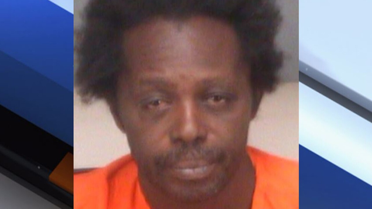 Florida man arrested after attacking roommate with machete