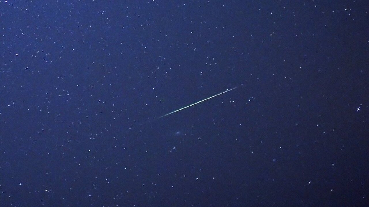 Keep your eyes peeled for the Perseid meteor shower this week