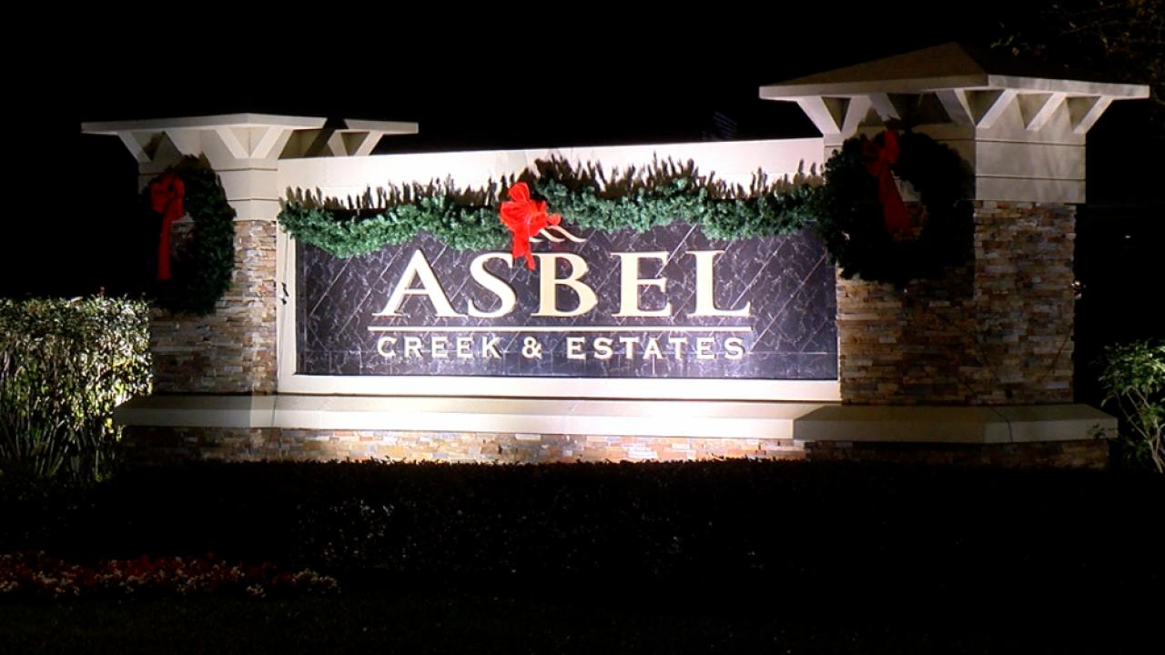 Asbel Creek & Estates home invasion Land O' Lakes