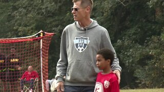 Former VCU basketball coach switched sports to help kids who have switched countries