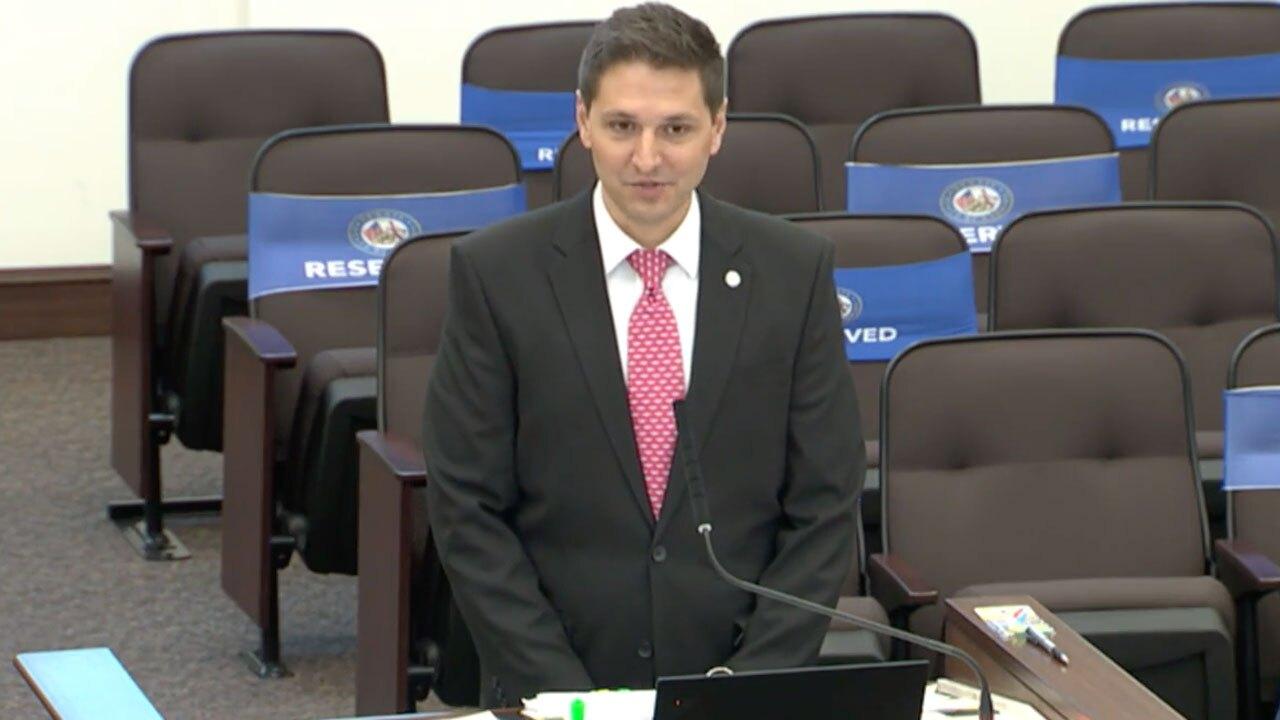 State Sen. Danny Burgess