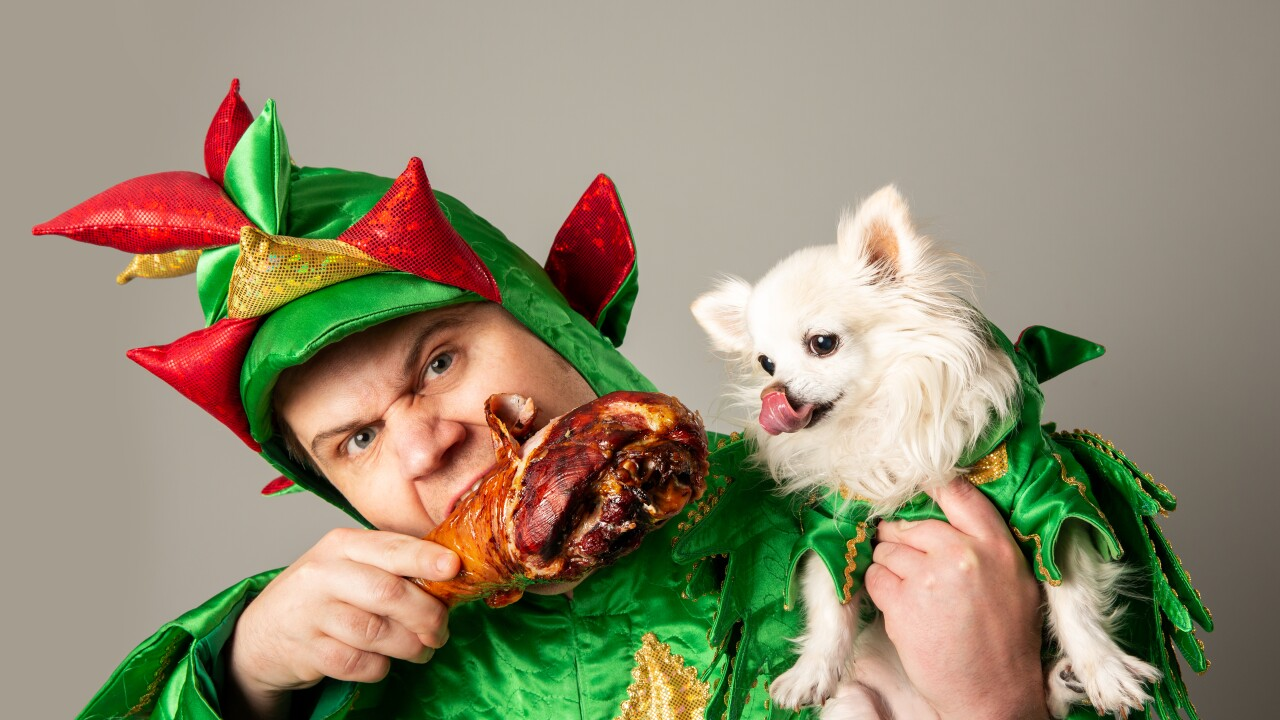 Piff and Piffles and Turkey.jpg