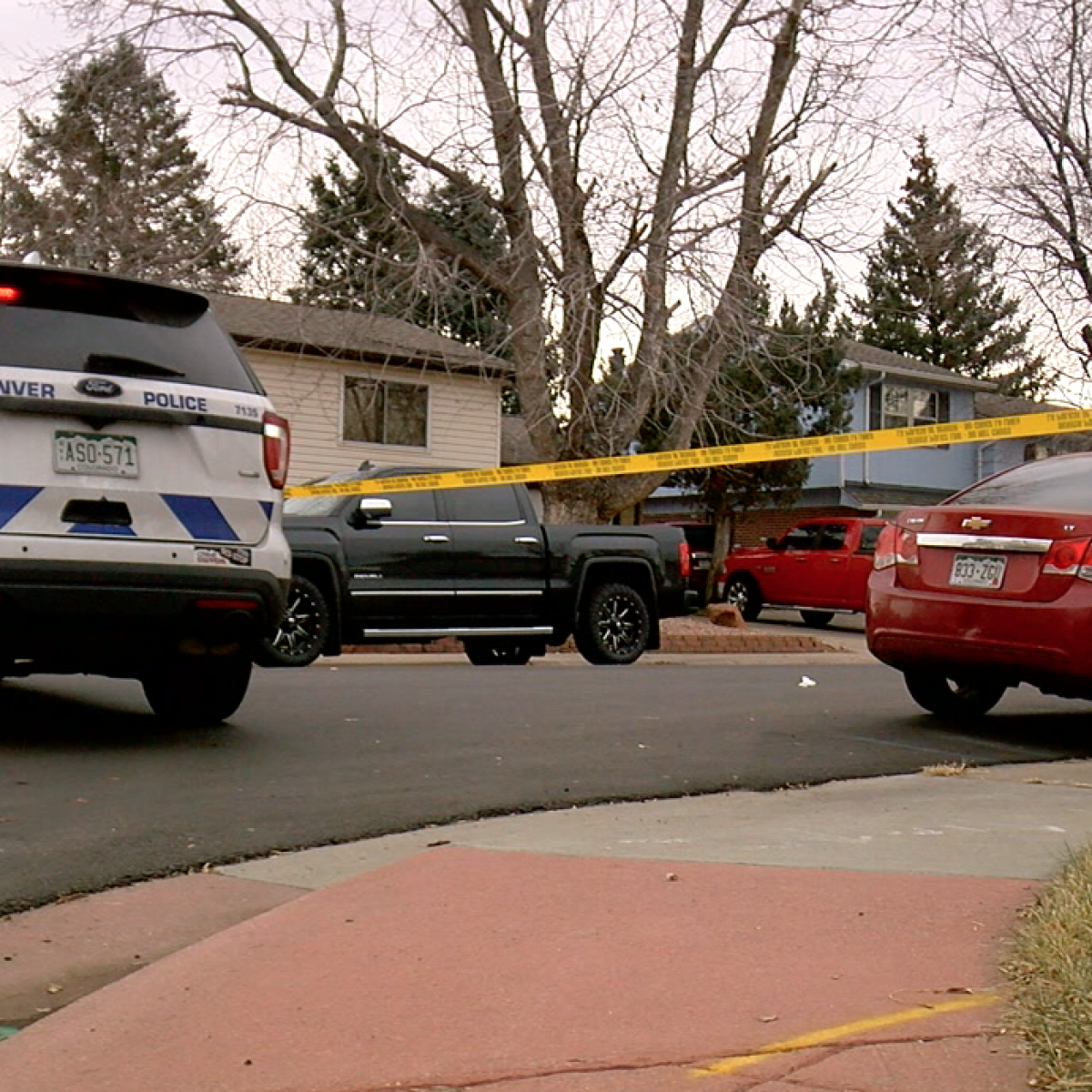 Denver Police Shooting Today: Denver Police Investigate Shooting In Northeast Denver; 1