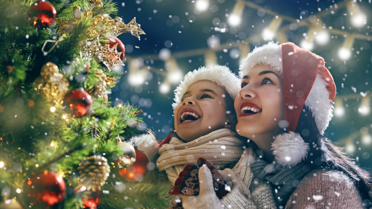 decorating early for christmas makes you happier