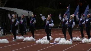 Great Falls High cheerleaders.png