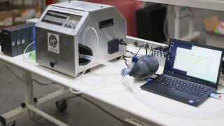 California space company uses engineering expertise to manufacture ventilators