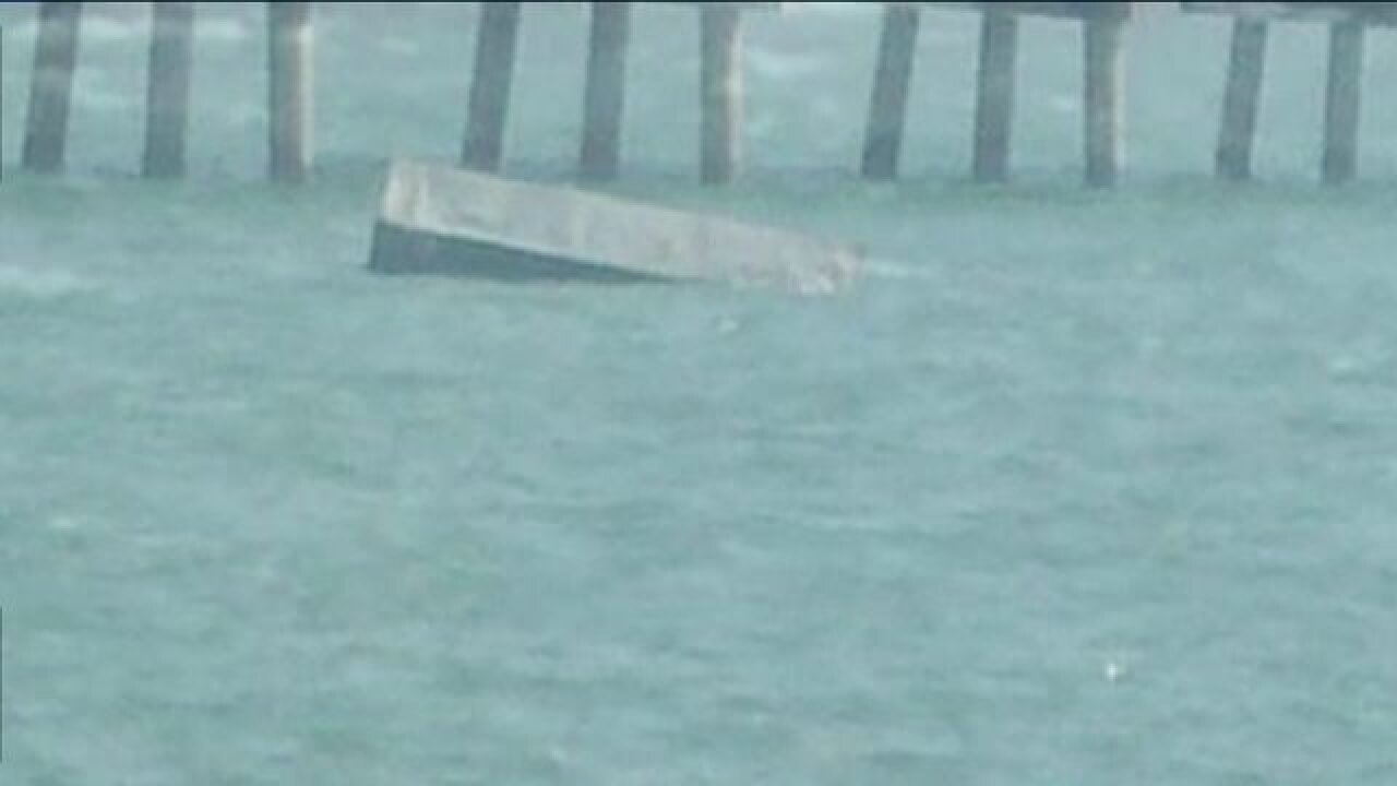 UPDATE: Body of driver in Chesapeake Bay Bridge Tunnel accidentrecovered