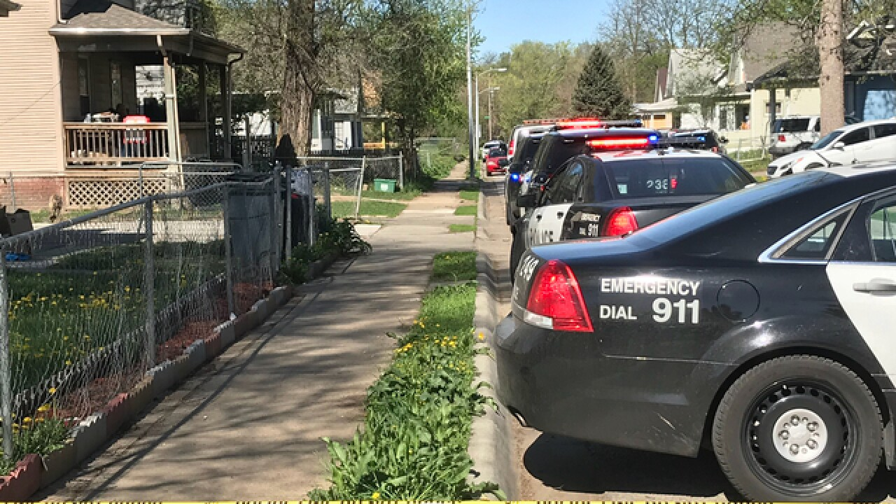 Woman in critical condition after Monday shooting