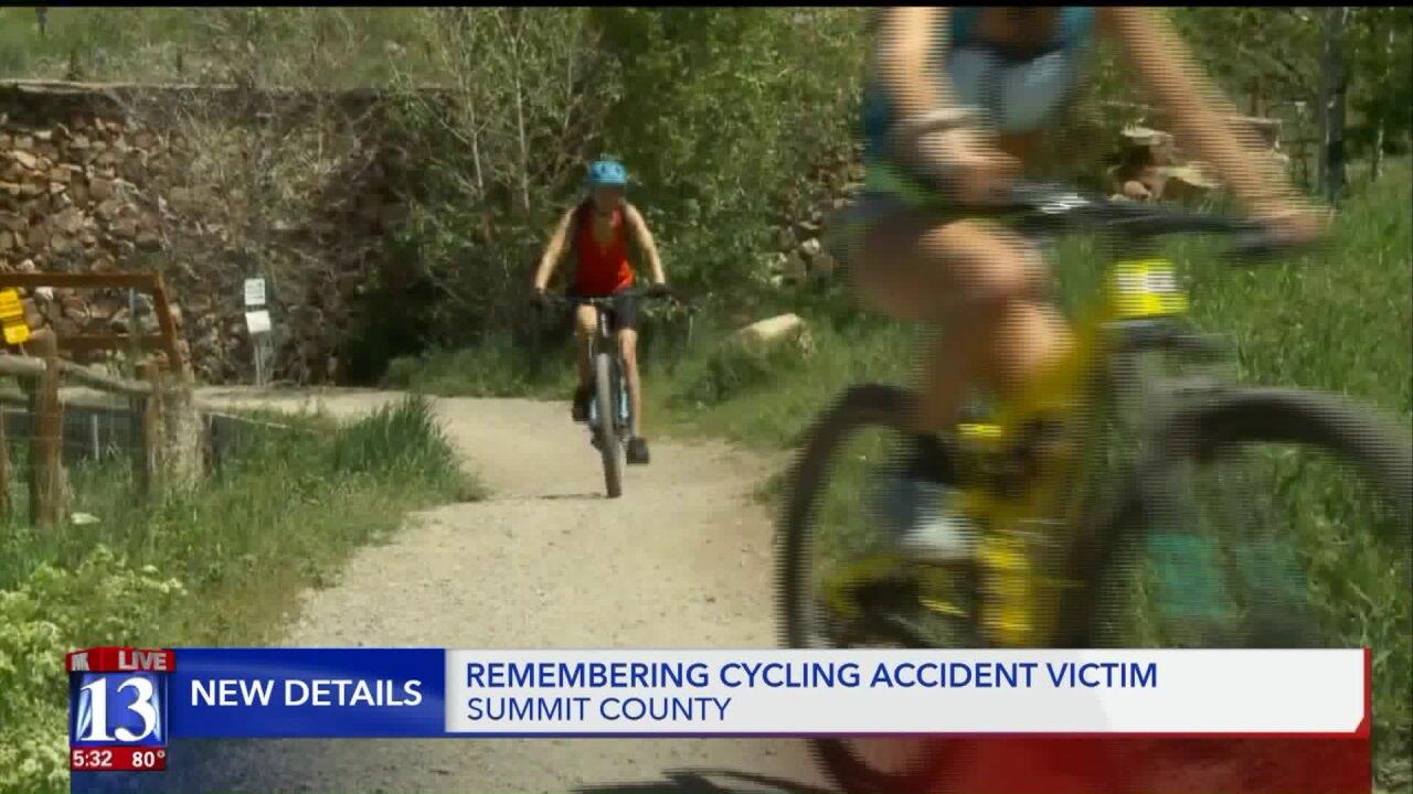 Park City mountain bikers react to woman'sdeath