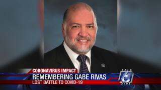 Colleagues remember community leader Gabe Rivas III