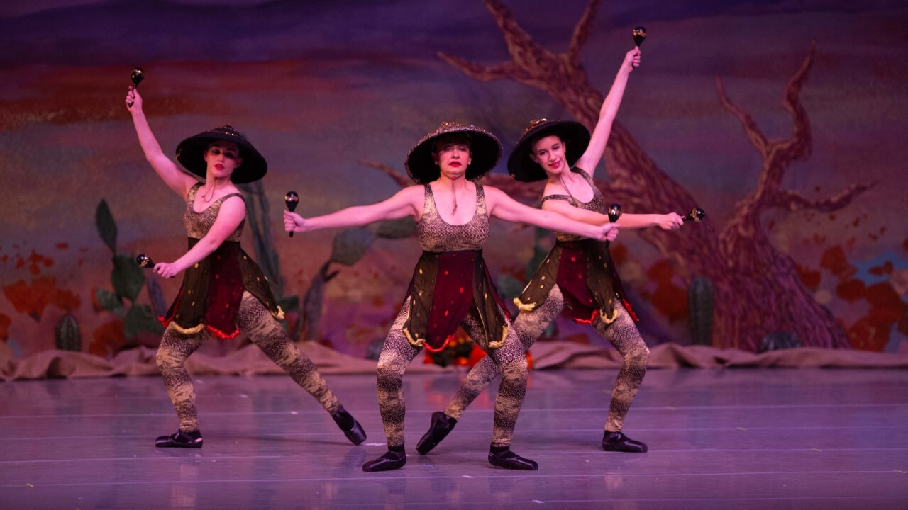 Tucson Regional Ballet presents A Southwest Nutcracker, featuring the Tucson Symphony Orchestra, Dec. 15-16, at the Tucson Music Hall.
