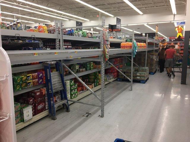 Florida preps for storm as Hurricane Irma looms in Atlantic