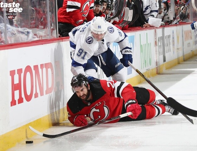 half off 34e3a bf25d PHOTOS: Tampa Bay Lightning take Game 4 over New Jersey ...