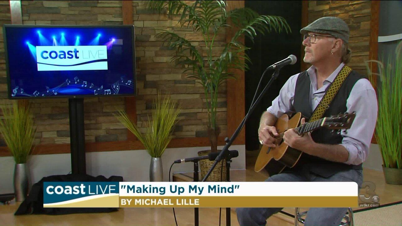 Music Spotlight with Michael Lille on CoastLive
