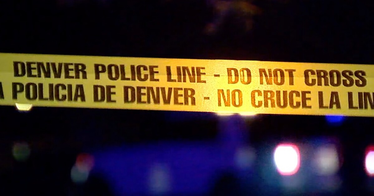 Denver police shoot person near 8th Ave. and Zuni St.