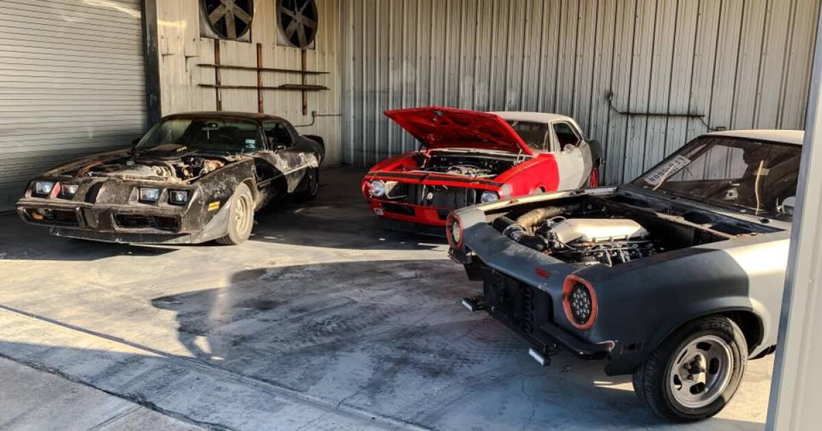 Car show meet-up at local arcade this Saturday