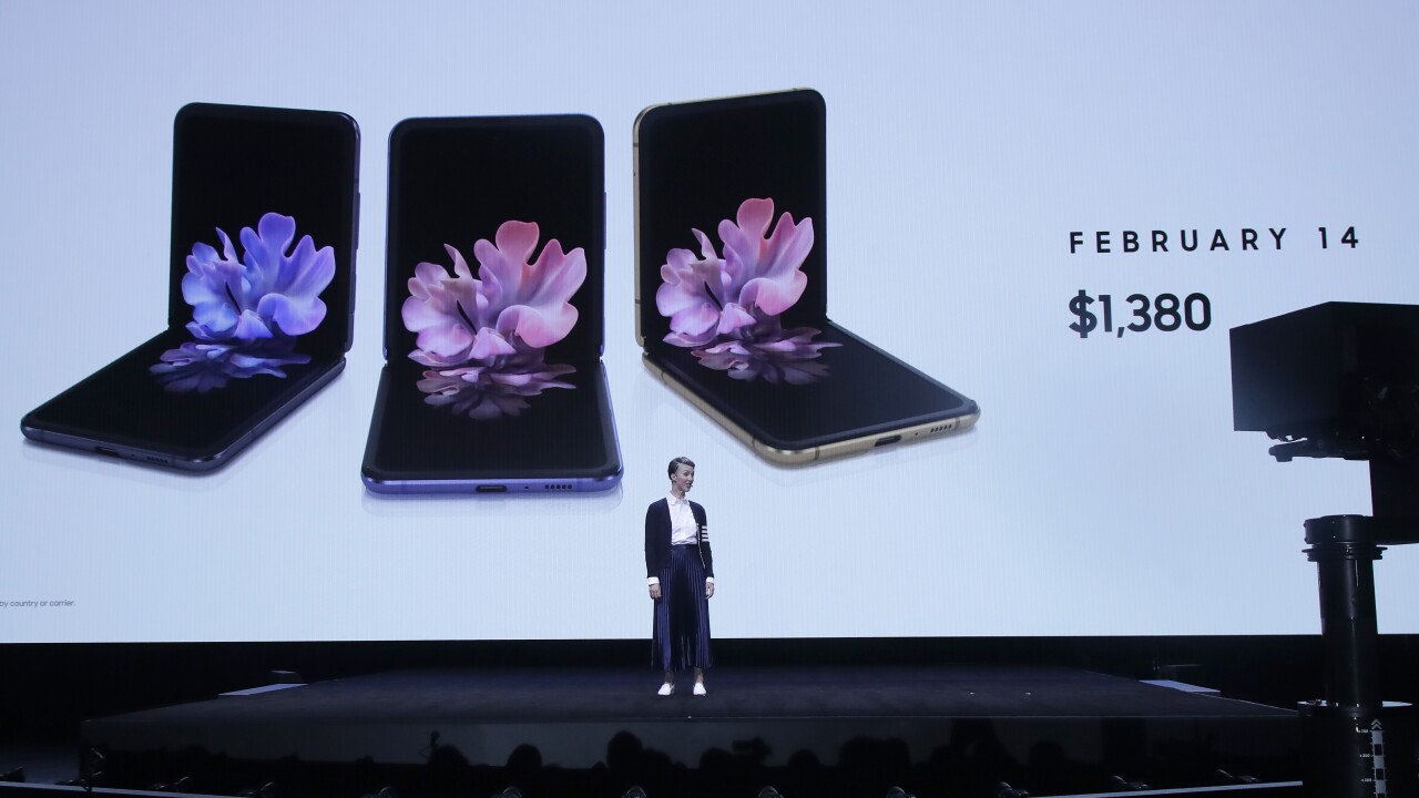 Samsung New Phones