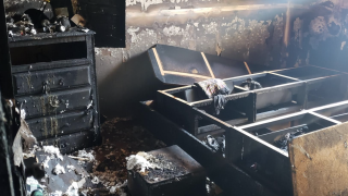 Fire destroys home of San Carlos family hurting from impact of COVID-19