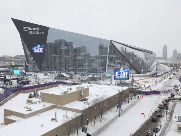 Photos: Super Bowl LII in Minneapolis