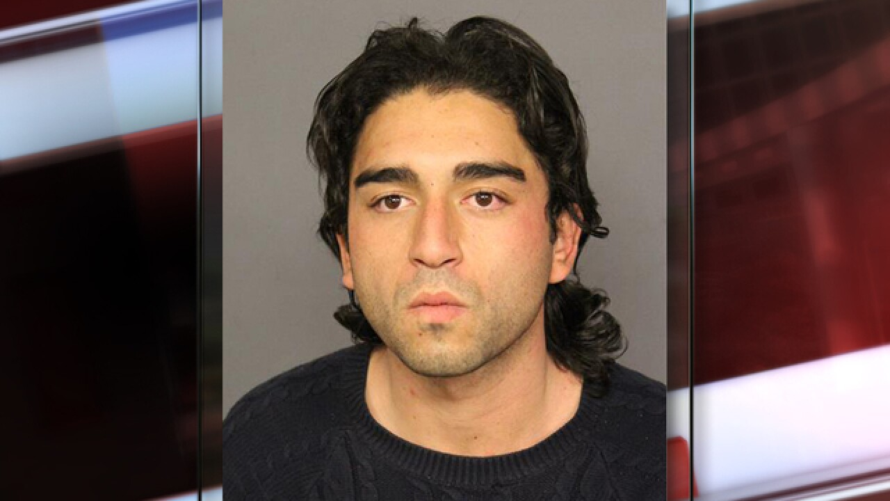 Man accused of punching girlfriend in the face on Auraria Campus