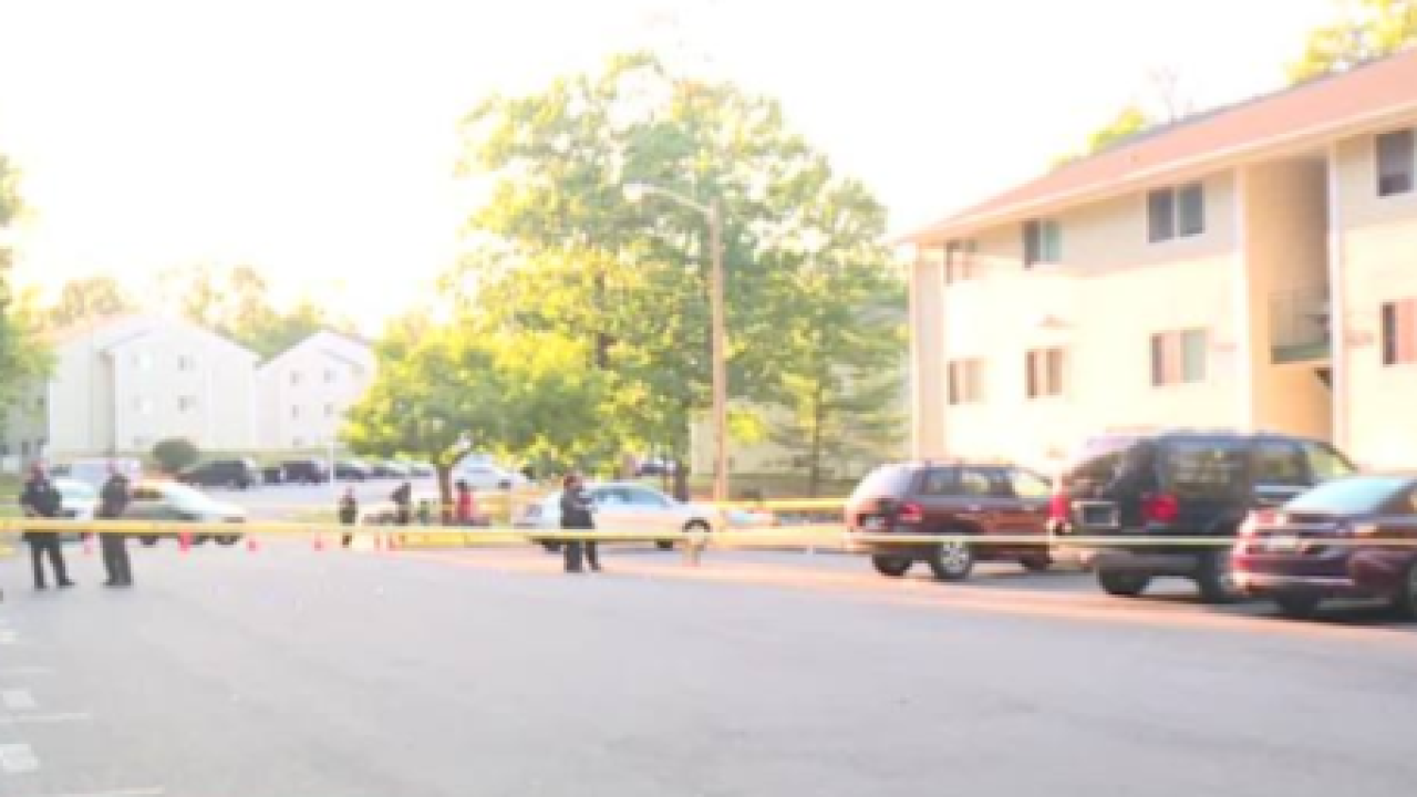 Mother of 3 injured in shooting at Chester apartment complex