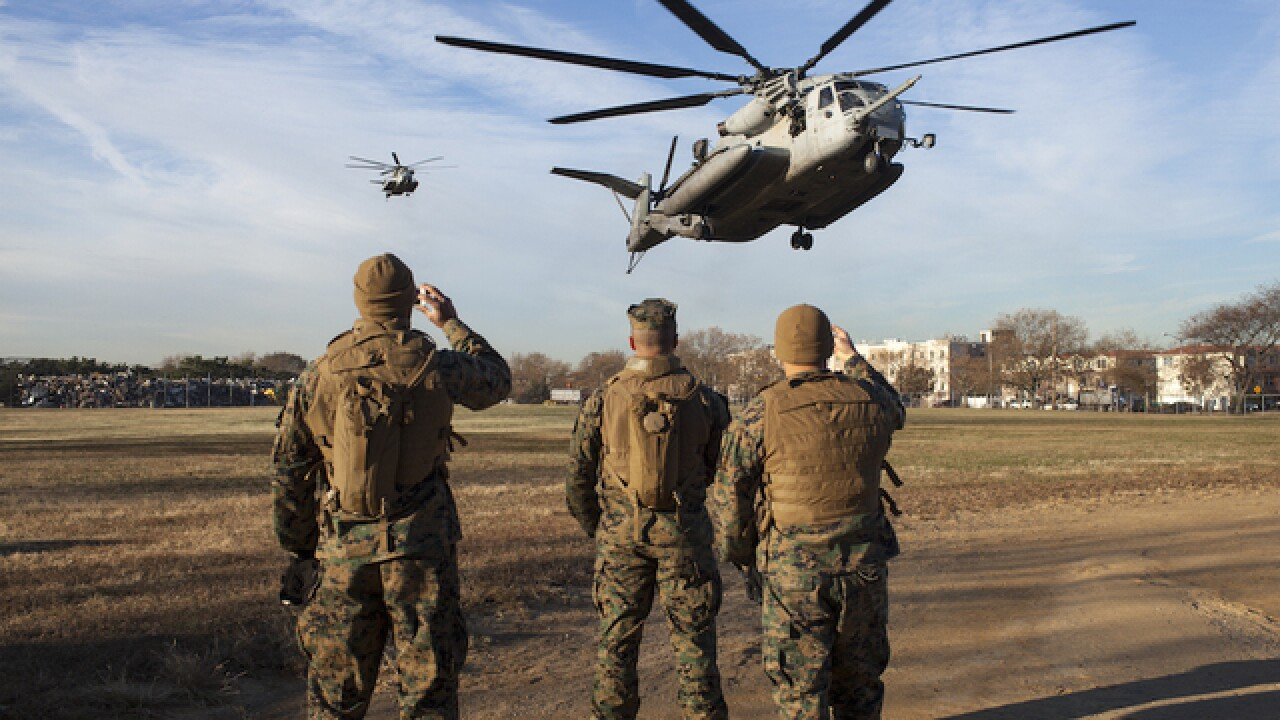 About 300 US Marines return to dangerous Afghan province