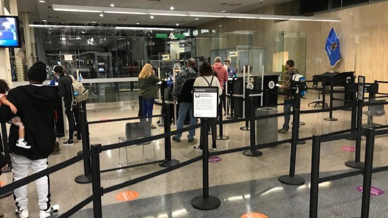 Tulsa International Airport