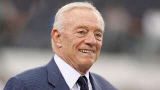 Jerry Jones rips Cowboys' mediocre receiving talent