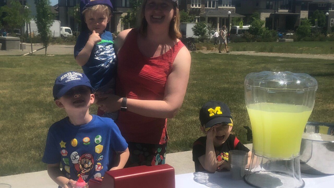 Denver moves forward to allow lemonade stands without a license following police shutdown