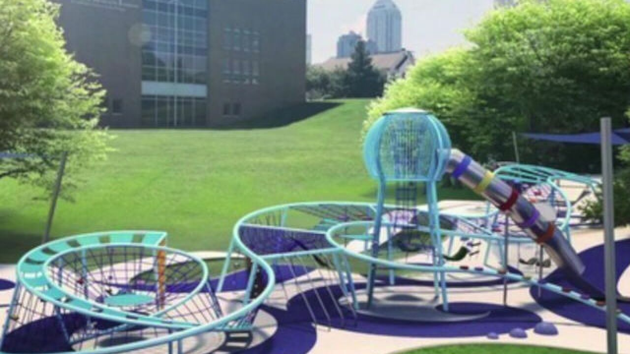 Group asks city to rethink Indy canal playground