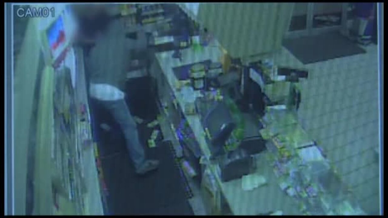 Man with 'unique voice' robs Henrico businesses