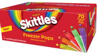 You Can Buy Skittles Freezer Pops At Walmart This Summer