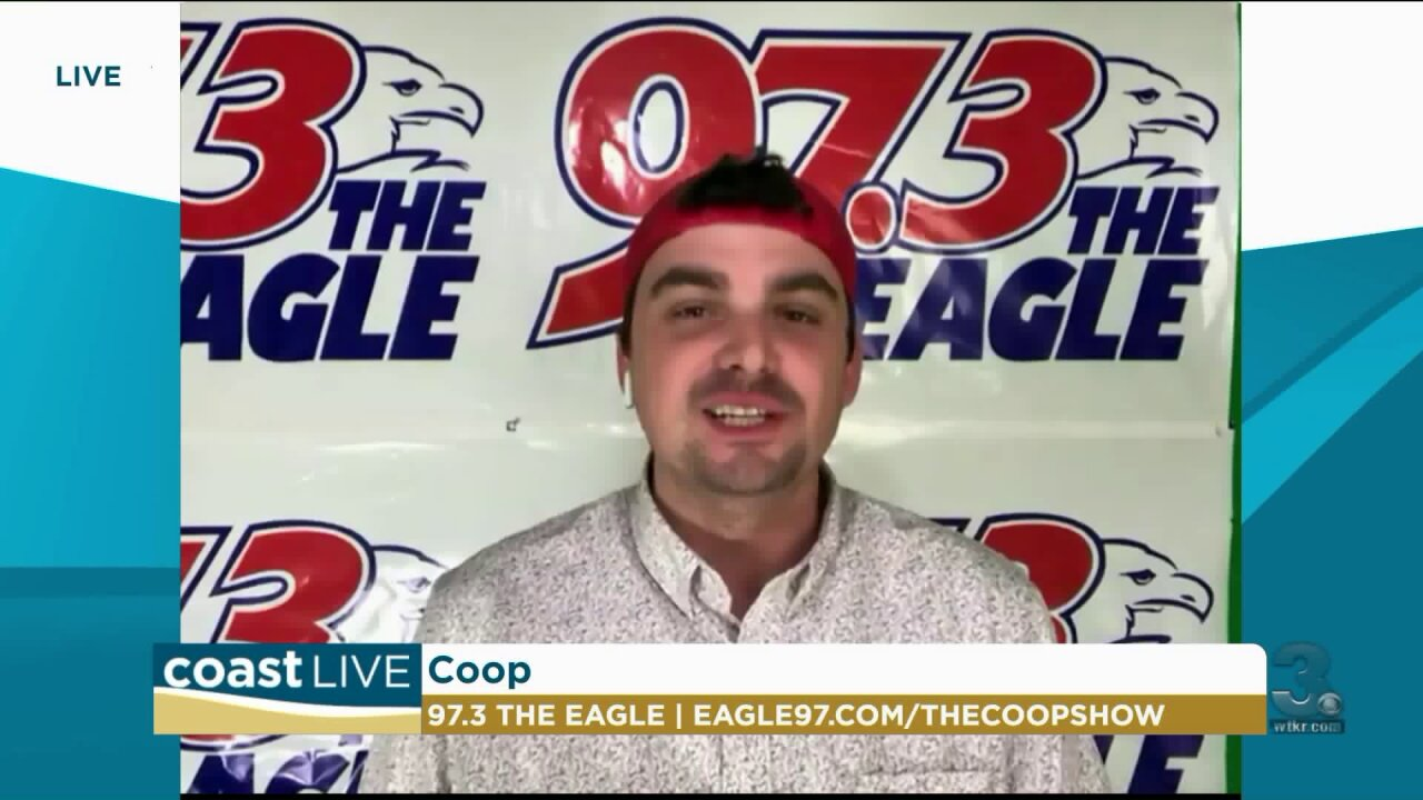 Music News from Coop at 97.3 The Eagle on CoastLive