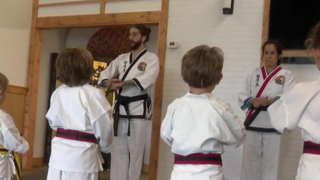 School Patrol: Harvest Martial Arts