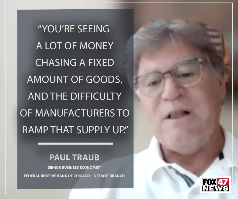 Economist Paul Traub