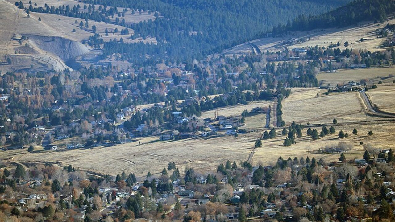 MIssoula townhomes hillside