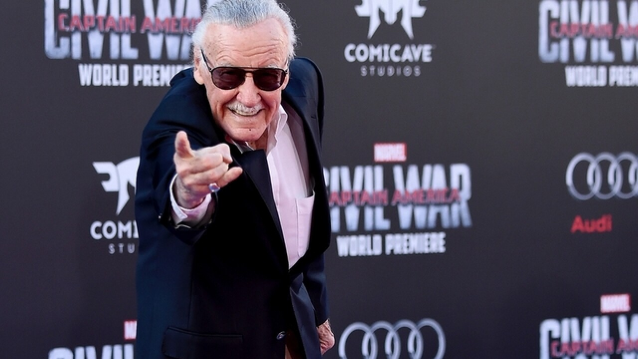 Cincinnati Comic Expo 2016: Marvel comic creator Stan Lee fueled by fans